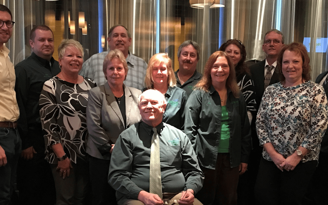 Erie 1 BOCES Local 2567 Executive Board Dinner