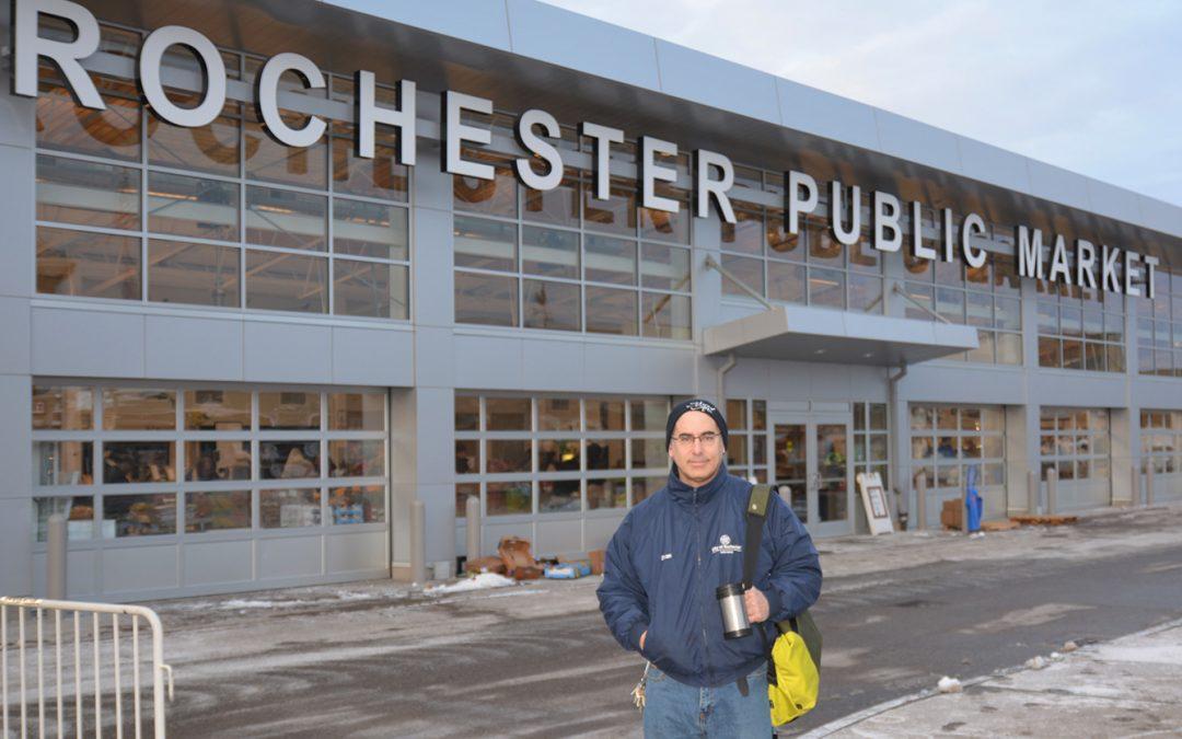 Working Class Hero: Evan Lowenstein